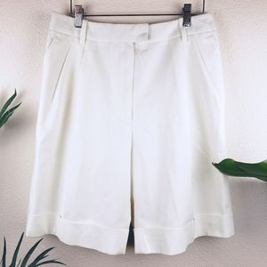 3.1 Phillip Lim | Off-White Utility Cuffed Shorts